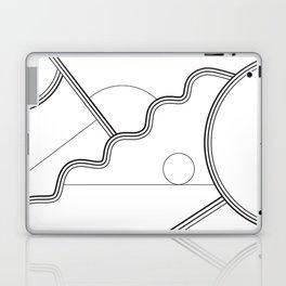 White Magic II Laptop & iPad Skin
