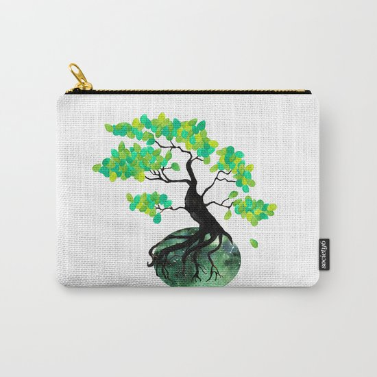 Organic Bonsai Carry-All Pouch