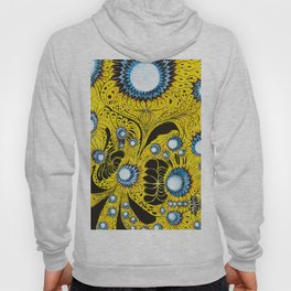 Indifinite Intersection of Emotion Hoody