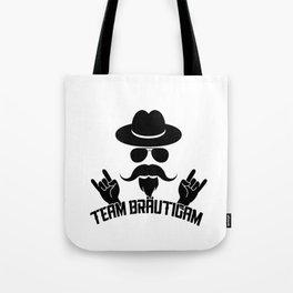 Team Brautigam Tote Bag