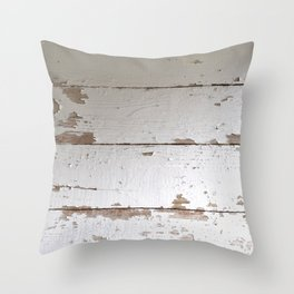 Shiplap Throw Pillow