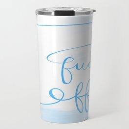ice skater  Travel Mug