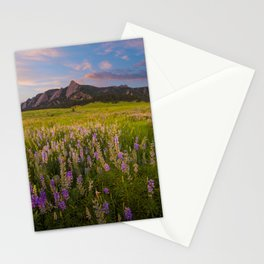 Boulder In Bloom Stationery Cards