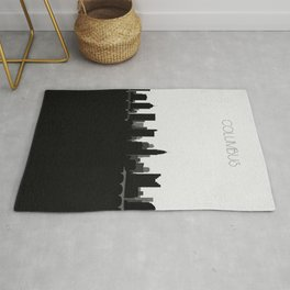 City Skylines: Columbus Rug