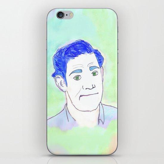 Jim Halpert Face.  iPhone & iPod Skin
