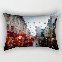Cold London Morning Rectangular Pillow