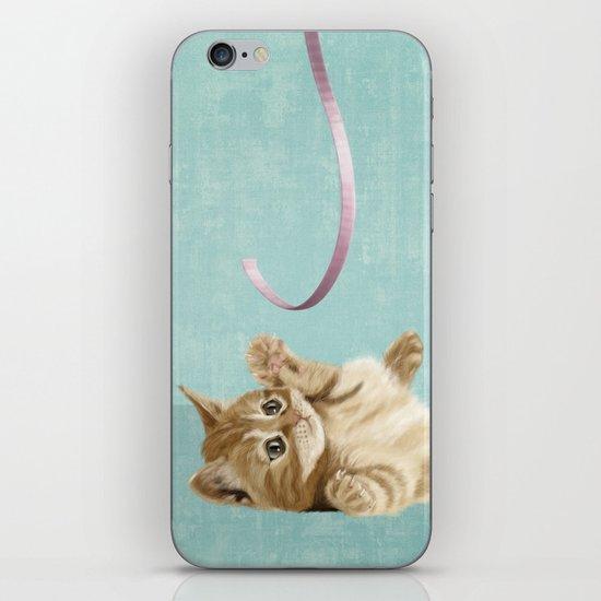 Kitten iPhone & iPod Skin