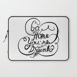GO HOME Laptop Sleeve