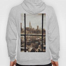 i love NY vintage Hoody
