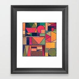 Kaku Decena Framed Art Print