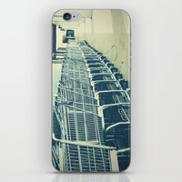 shopping iPhone & iPod Skins featuring SHOPPING CARTS by Allyson Johnson