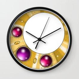 Tiara Wall Clock