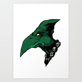 x10 Art Print