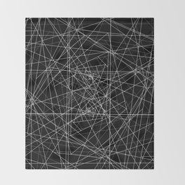 Constellations Revisited Throw Blanket