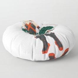 Bakugo Hero Academia Floor Pillow
