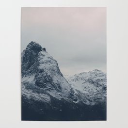 Vintage Mountain 11 Poster