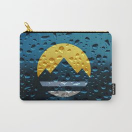 Flag of Reno - Raindrops Carry-All Pouch