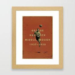 Middlesbrough - Hardwick Framed Art Print