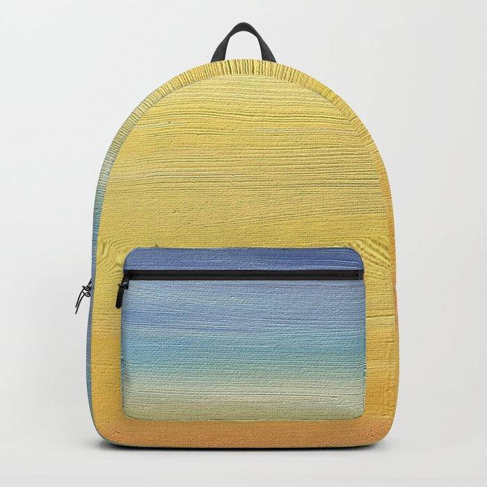 Desert sunset collection Backpack
