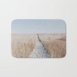 summer blues Bath Mat