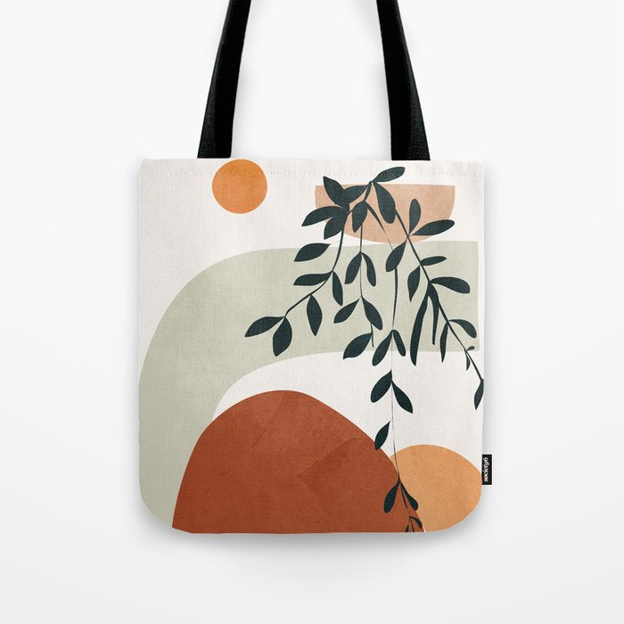 Soft Shapes I Tote Bag
