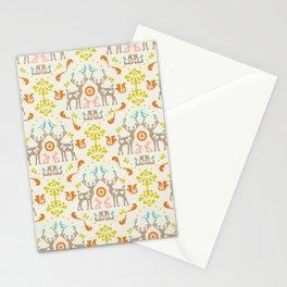 medallion folklore Stationery Cards