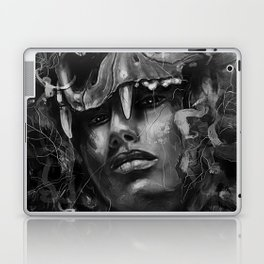 Empress Lion Skull Laptop & iPad Skin