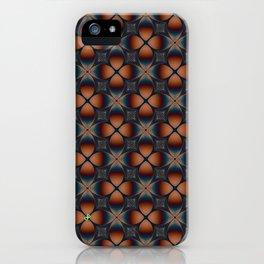Metallic Deco Copper iPhone Case