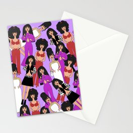 She's a doll Stationery Cards