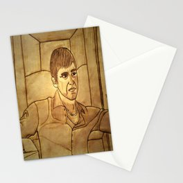 Al Pacino by Double R Stationery Cards