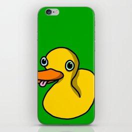 Drunk Duck | Veronica Nagorny iPhone Skin