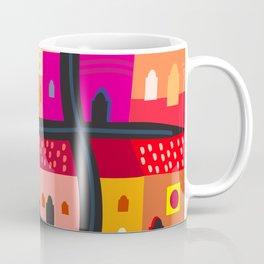 Warm Sands (Black) Coffee Mug