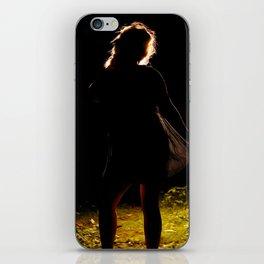 Foreground iPhone Skin