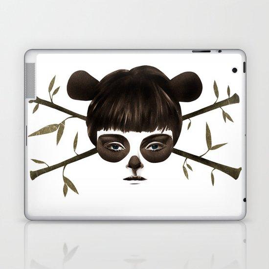 Pirate Panda Laptop & iPad Skin