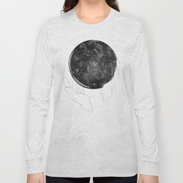 The Stargazer's Future is the Past Long Sleeve T-shirt