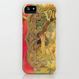 The Crickets of Paris iPhone Case