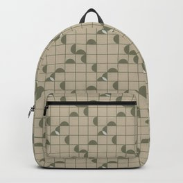 Cubit Moon (Taupe) Backpack