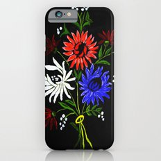 Floral design  Slim Case iPhone 6s