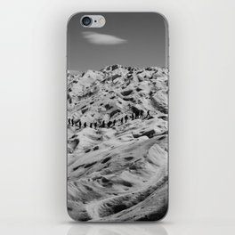 Moon Walkers iPhone Skin