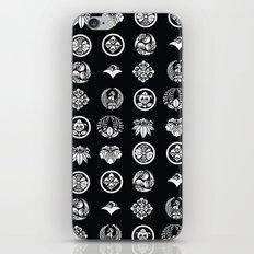 Pug Kamon iPhone & iPod Skin