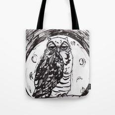 Night Owl v.1 Tote Bag
