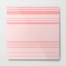 pink something Metal Print