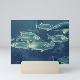 Fish 2 Mini Art Print