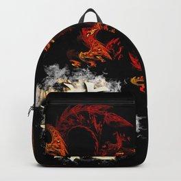 Dragon Fractal Backpack