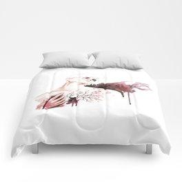 Judas Kiss Comforters