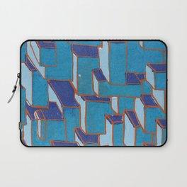 Screen Printed Cubes Laptop Sleeve