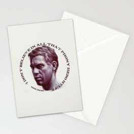 Steve McQueen Stationery Cards