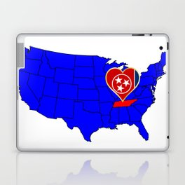 State of Tennessee Laptop & iPad Skin