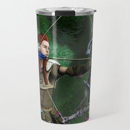 Archer of the woods Travel Mug