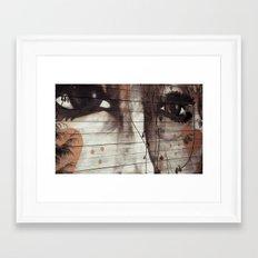 Graffity 4 Framed Art Print